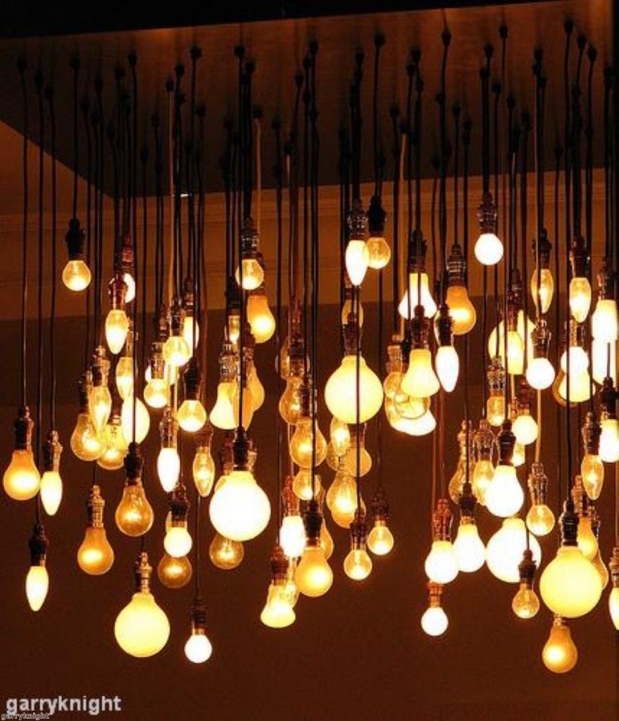 Lots of bright ideas? Not really