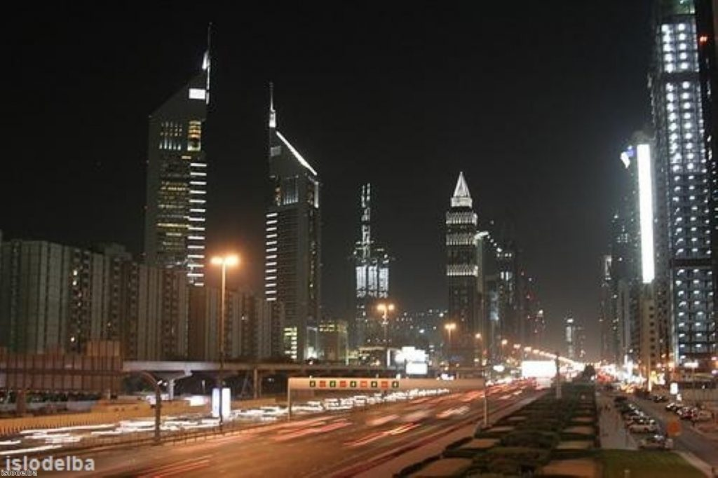 Dubai is popular with British businesses and holidaymakers but is subject to human rights criticism