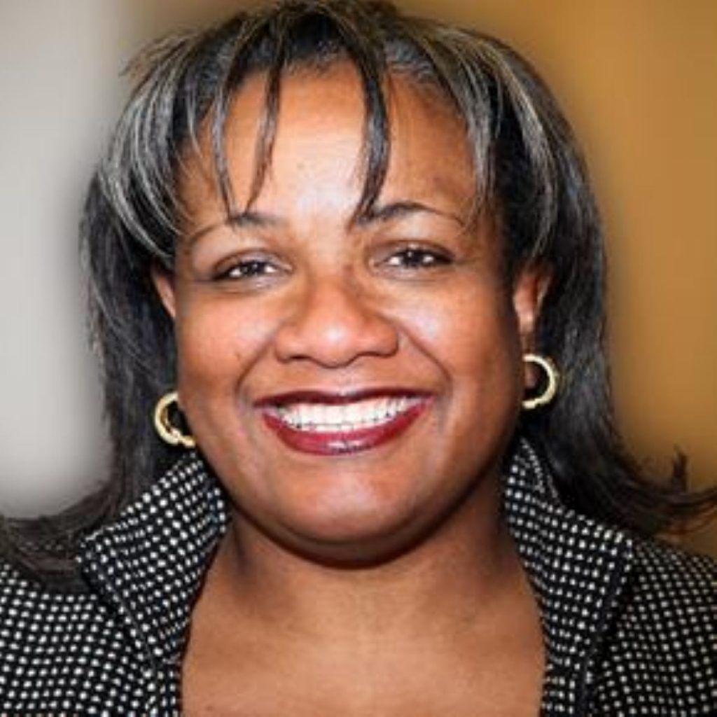 """Diane Abbott: """"White people love playing 'divide and rule'"""""""