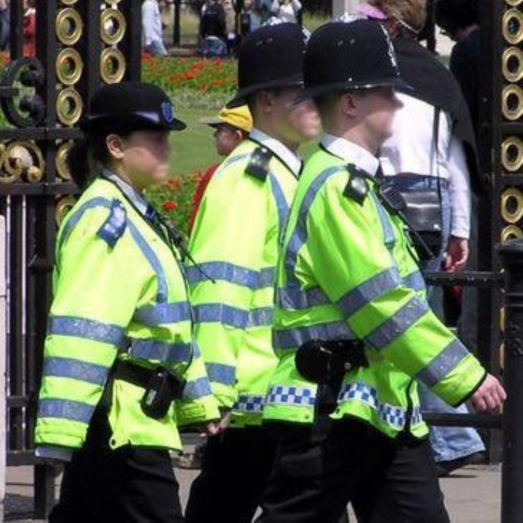 Police officers in England and Wales are all represented by the Police Federation