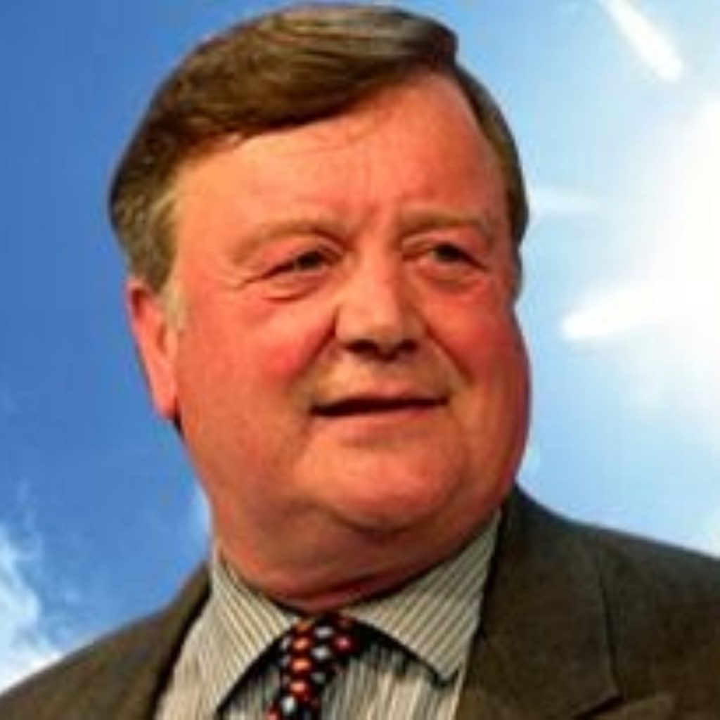 Ken Clarke's reputation for defending civil liberties has taken a minor hammering during the row