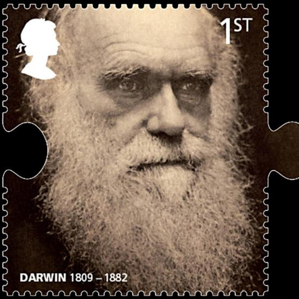 Royal Mail releases Darwin stamps