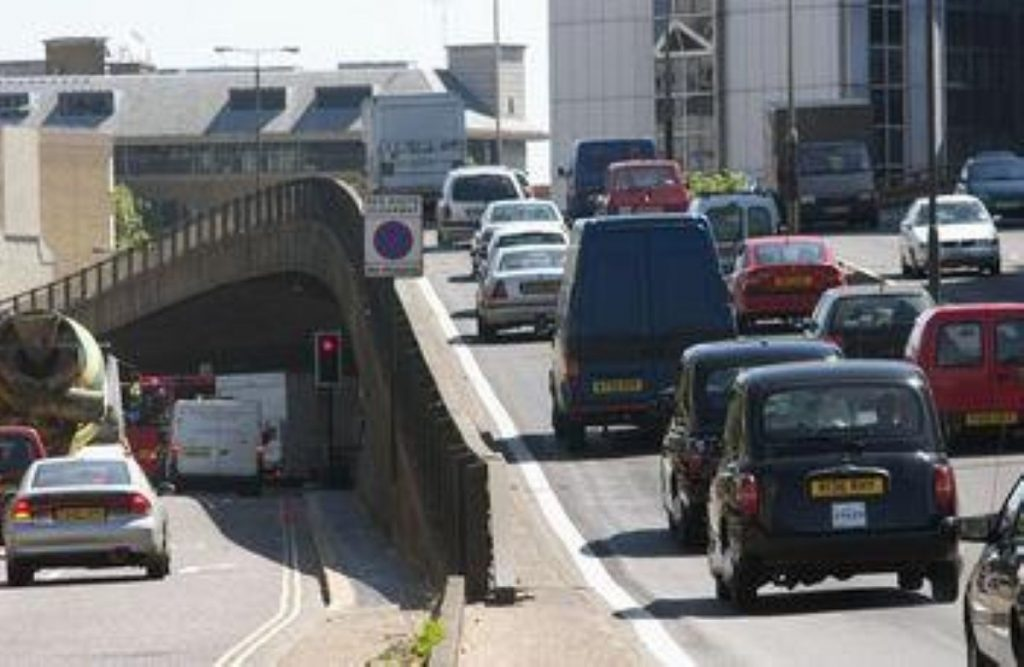 Private sector investment could help reduce congestion, PM argues