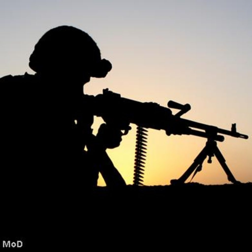 Britain is to rely increasingly on reservists for frontline roles