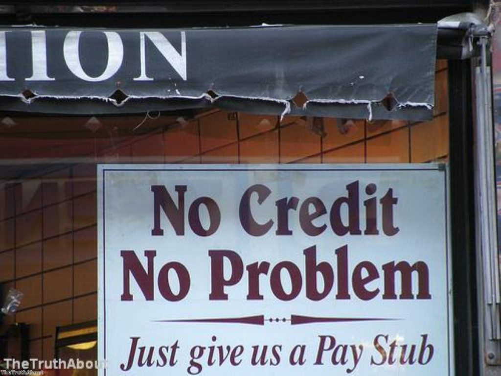 Loan sharks notch up £450m of consumers' money a year