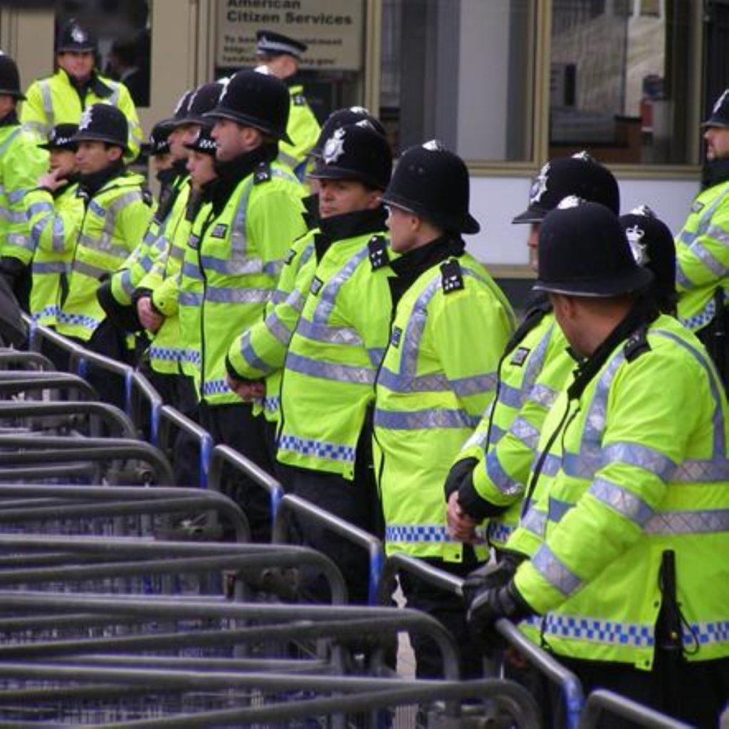 The PCCs will aim to keep police in line