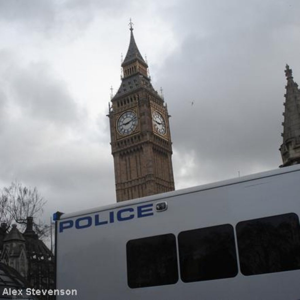 The search of an MP's office in parliament followed a warrant issued by Preston crown court