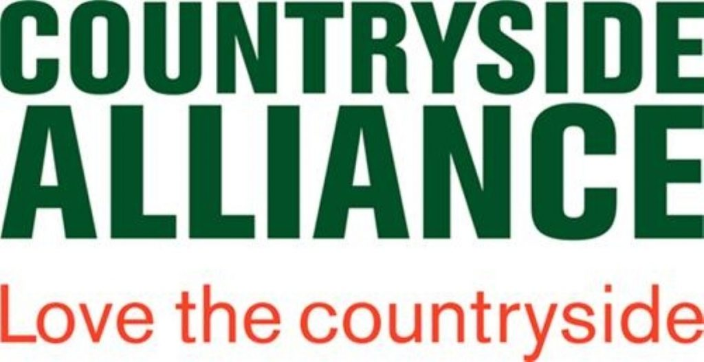 Countryside Alliance: Bad weather fails to dampen hunts' determination