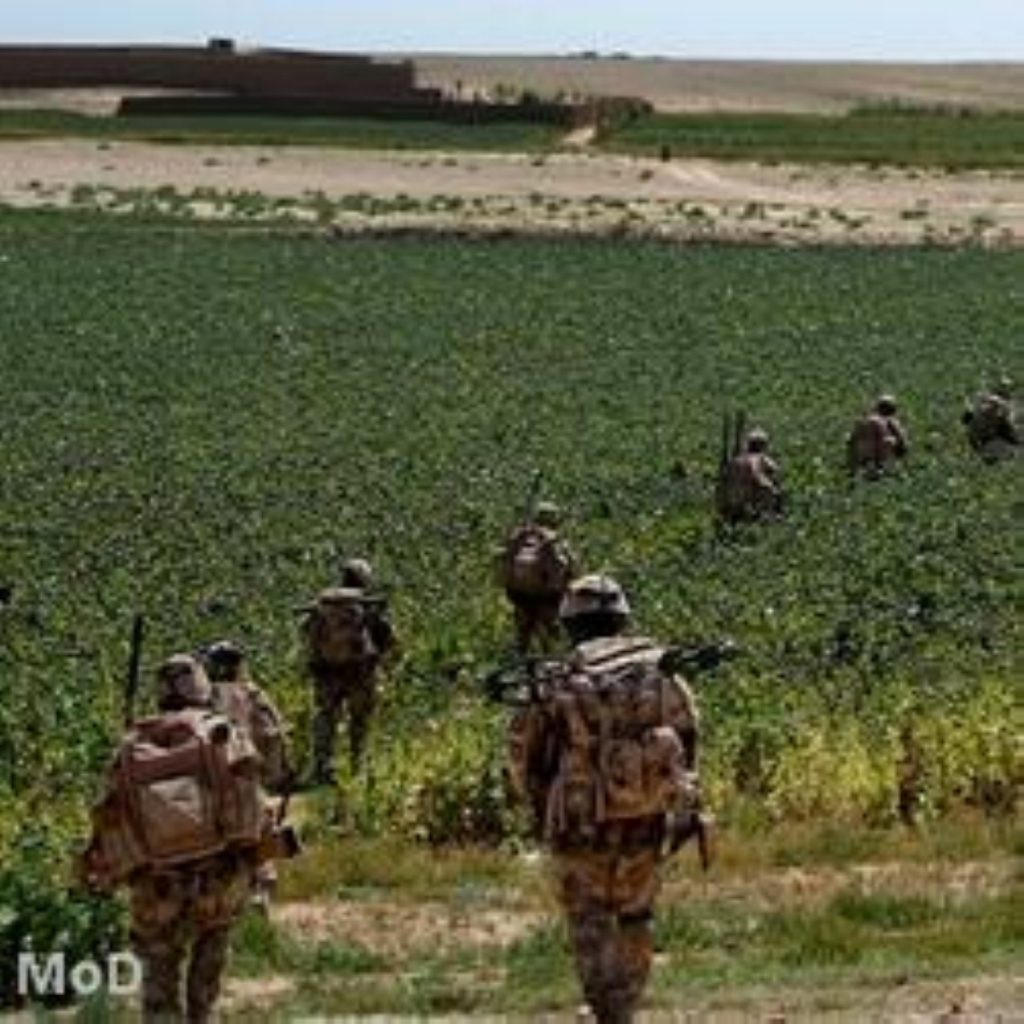 Afghanistan withdrawal motivated by election timetable
