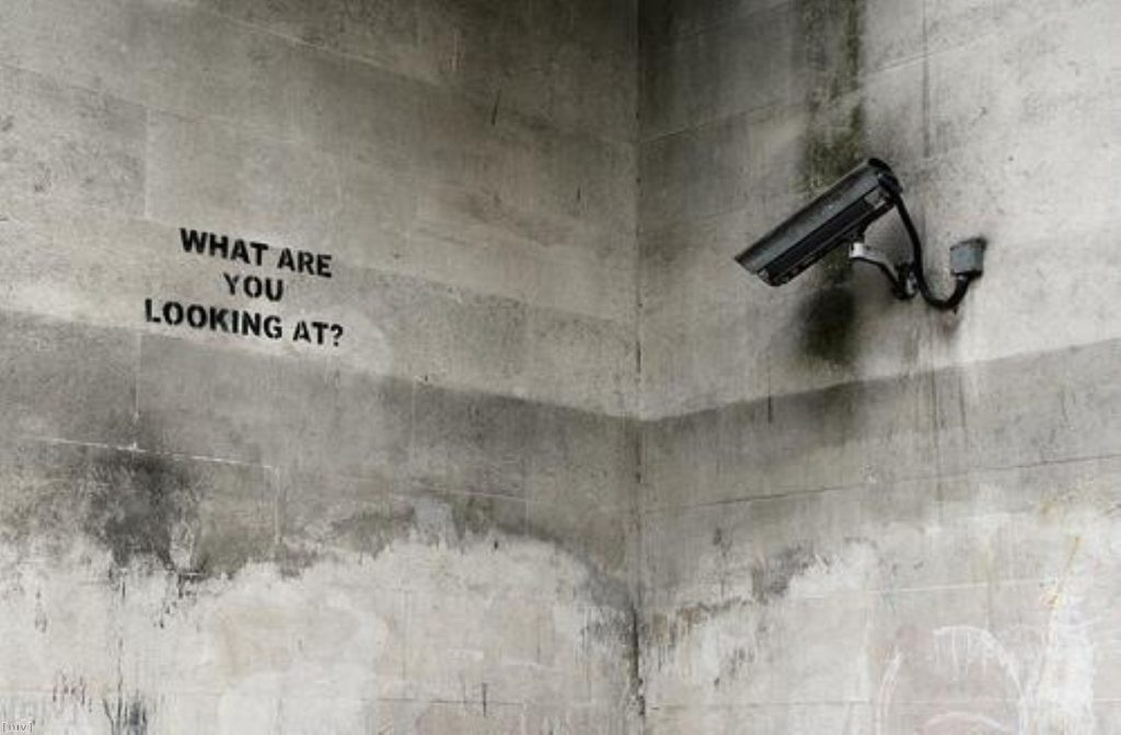 What are you looking at? Experts warn the snoopers' charter would give government access to all our communication