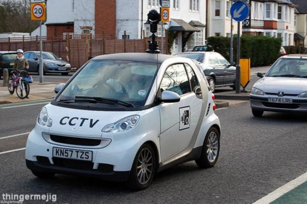 Councils to be banned from using CCTV to monitor parking