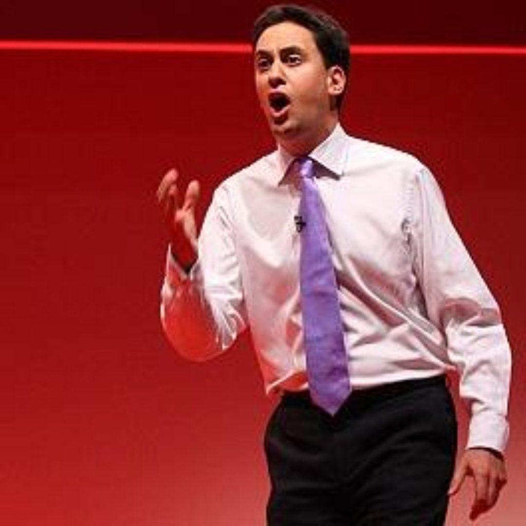 Ed Miliband returns to frontline politics