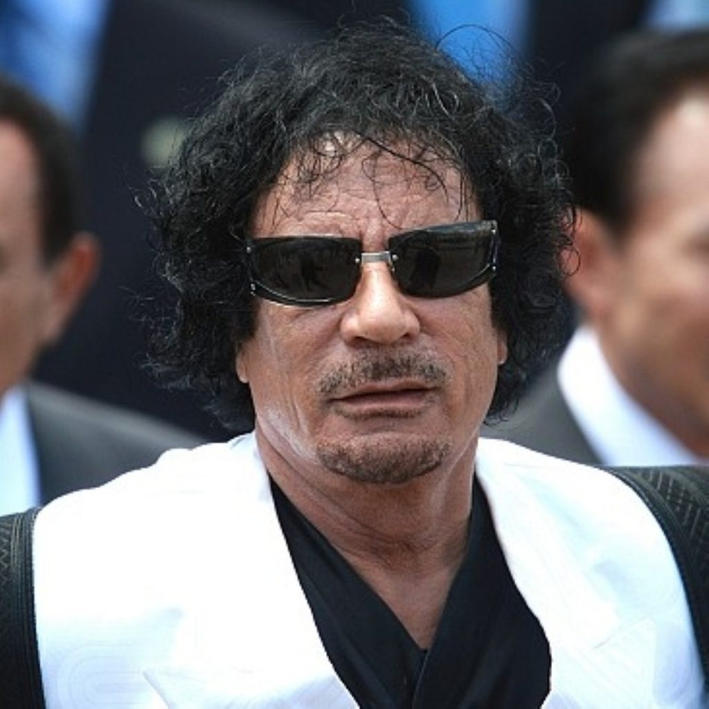 The whereabouts of Gaddafi are the subject of rumour and speculation
