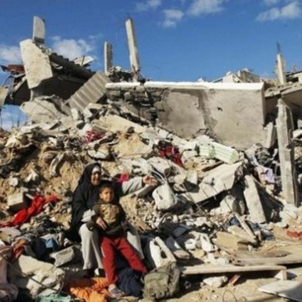 The Gaza conflict appears to be behind the surge in anti-semitic attacks