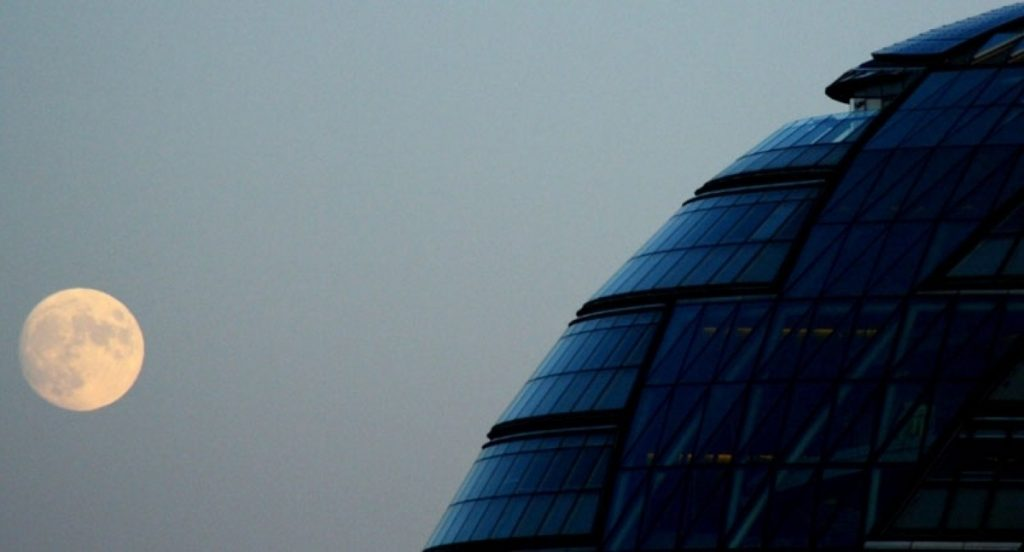 London's City Hall: Up for grabs next year