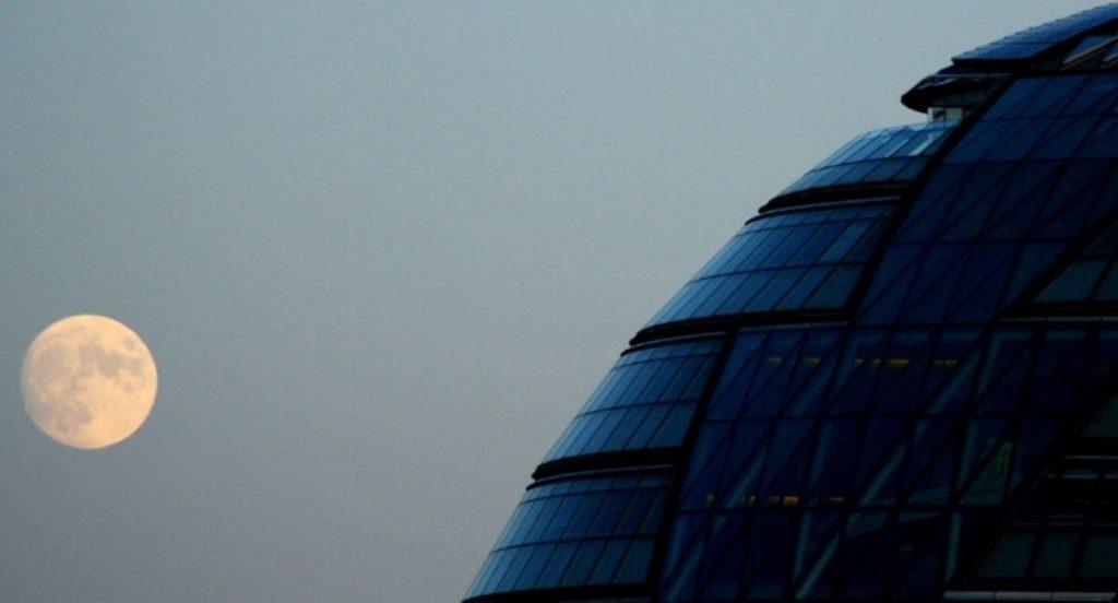 London's City Hall: The future of British politics