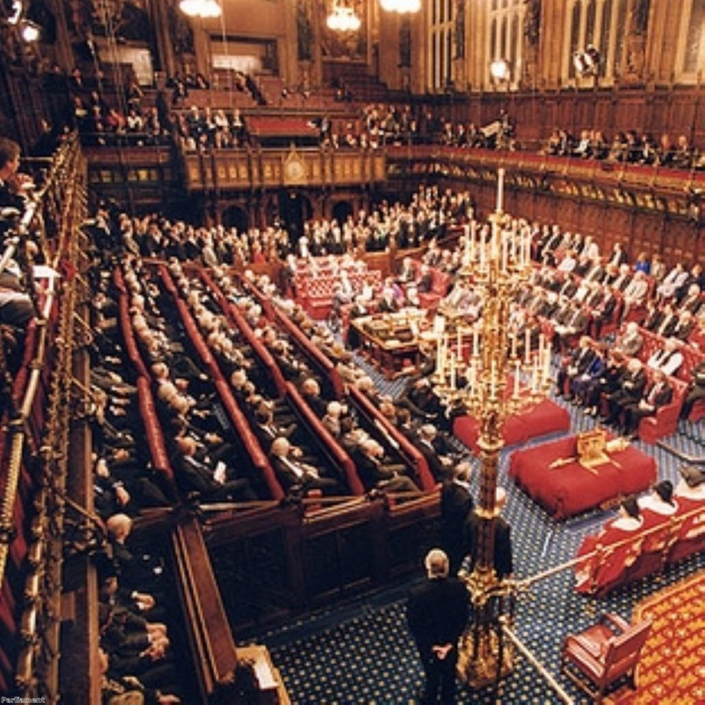 David Cameron will press ahead with reforms to the Lords