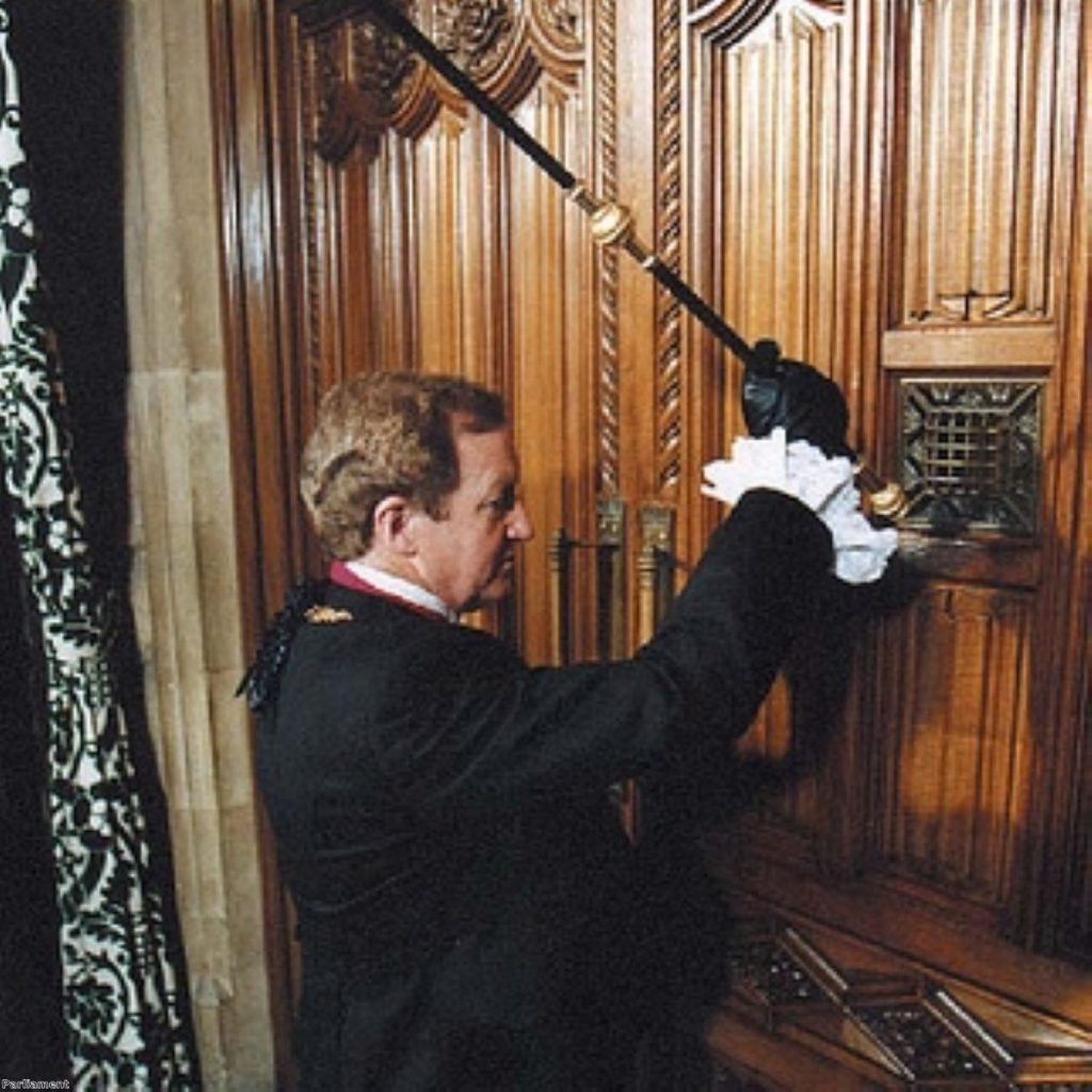 Knocking at the door of the Commons: A Lords review is likely to limit veto powers on statutory instruments