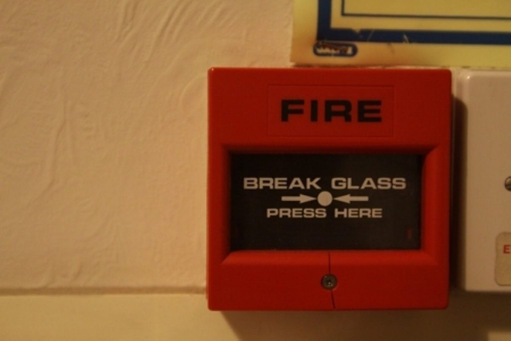 Break in case of fire: Is there a growing sense of panic in Tory HQ?