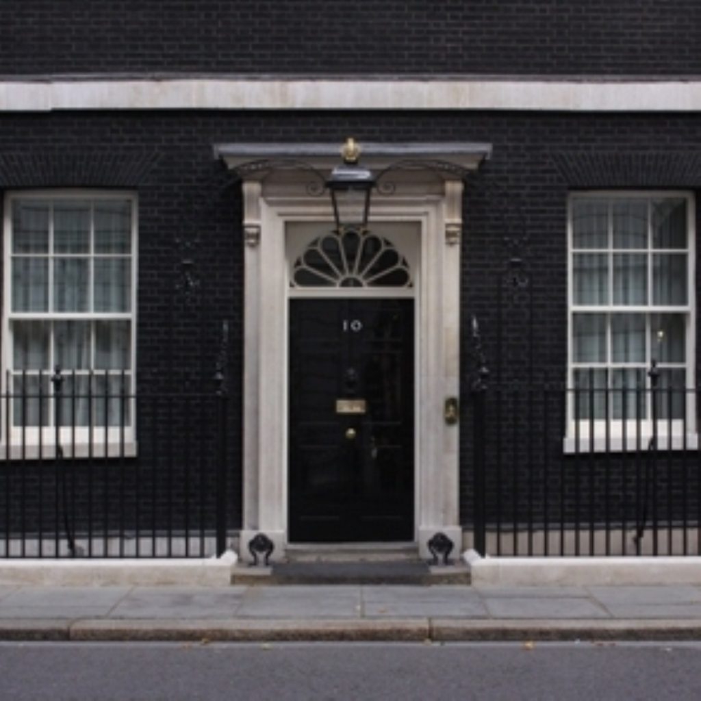 Report stayed in Downing Street for nearly four months