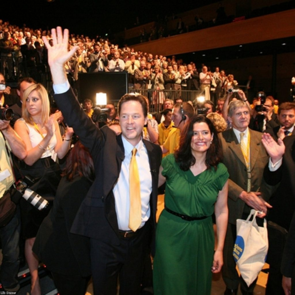 The Lib Dems face a 'voter dilemma' in the next general election