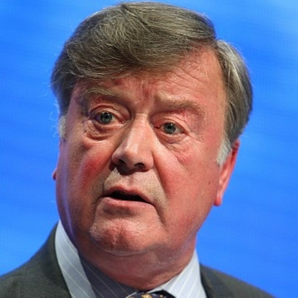 'The government will not legalise drugs' says Ken Clarke
