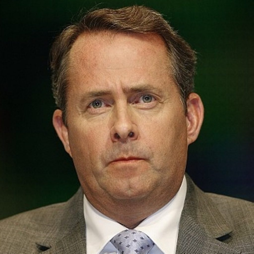 Liam Fox: 'It is these things that make Britain great'