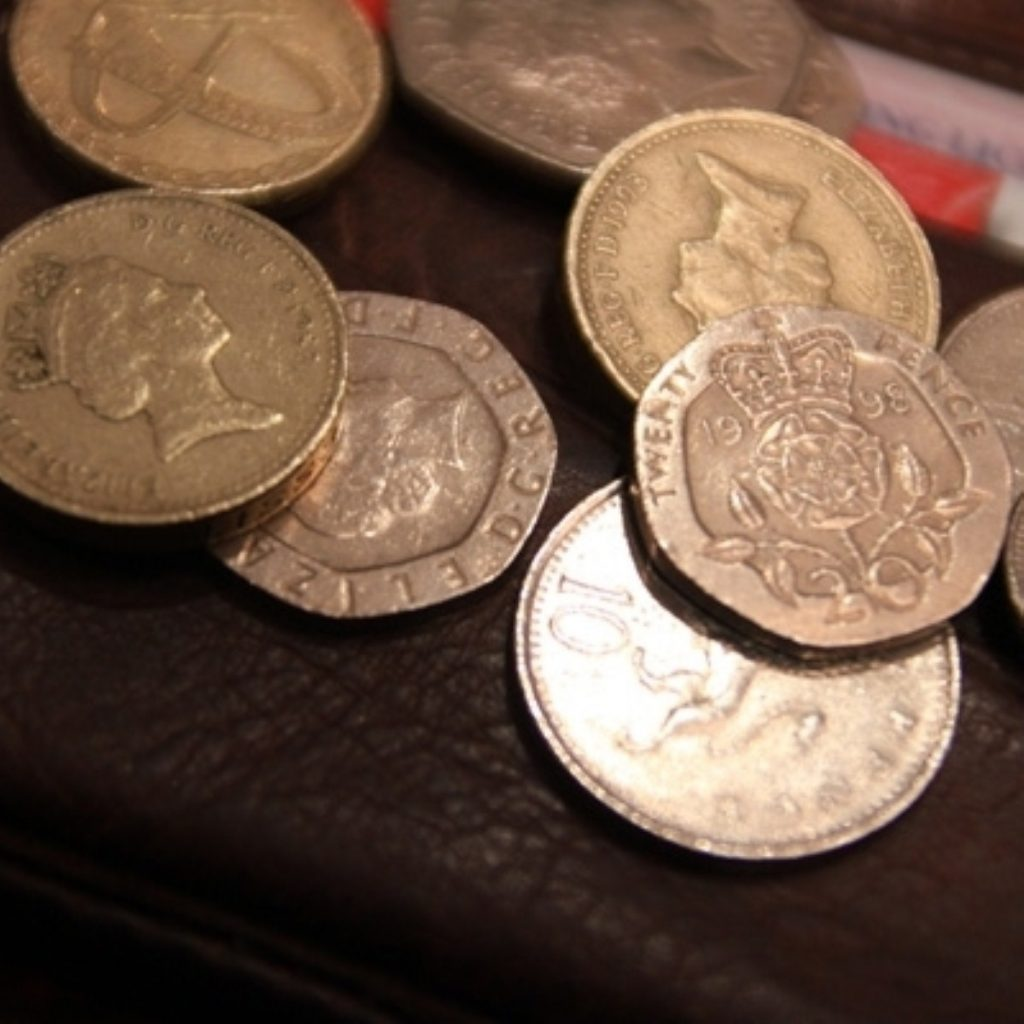 More than loose change: Total donations hit £17.1 million