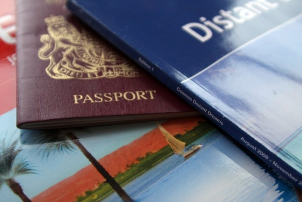 Passport delays threatening thousands of holidays