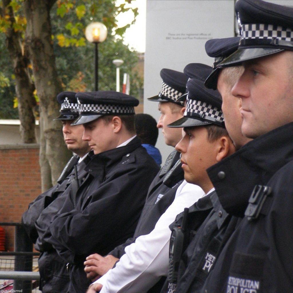 The merging of police forces could help defend against cost cutting demands in the future