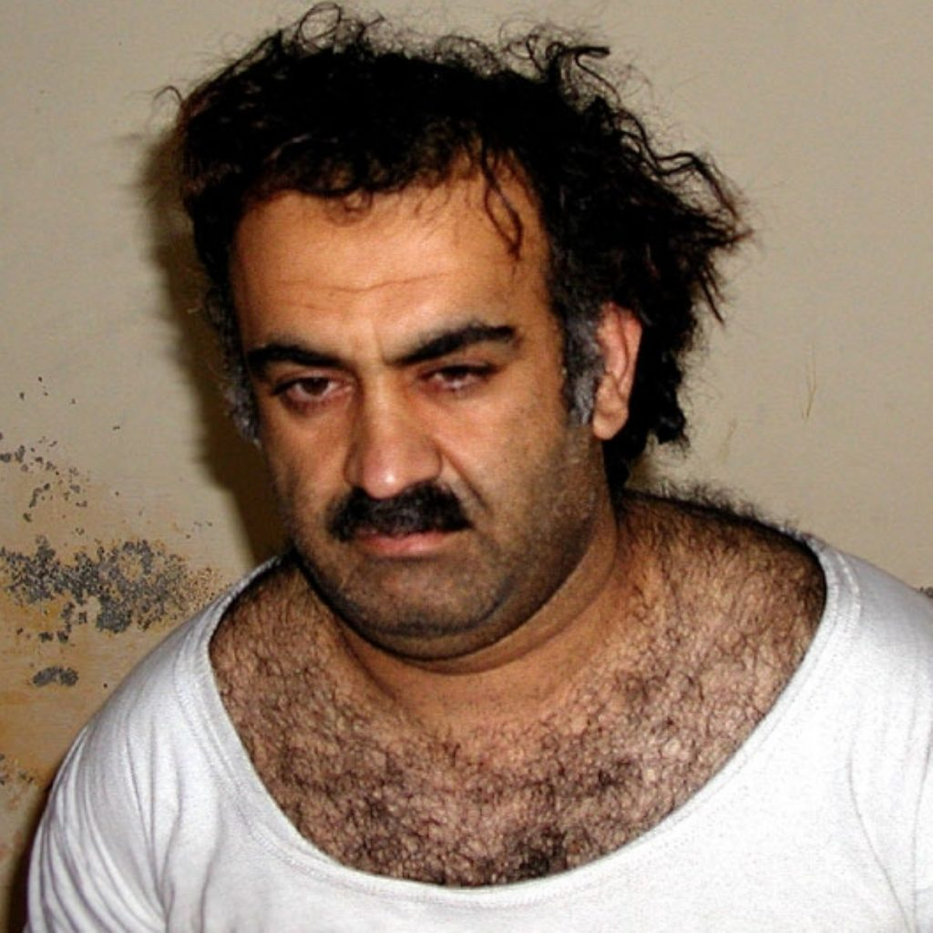 Khalid Sheikh Mohammed was waterboarded, a technique which simulates drowning, 183 times