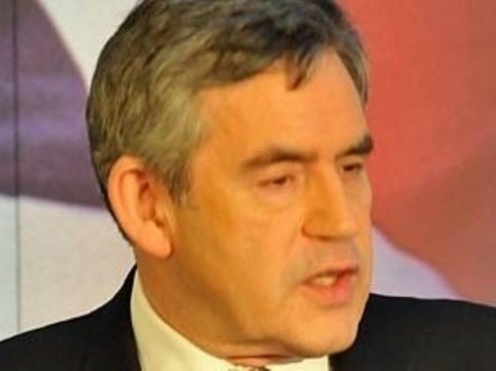 Brown woos Lib Dems on electoral reform