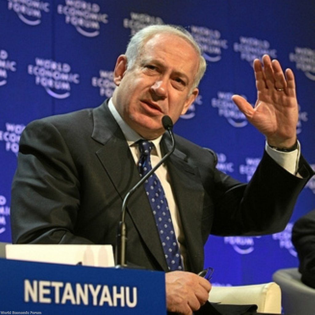 Binyamin Netanyahu says Palestinian unity accord is bad news for peace