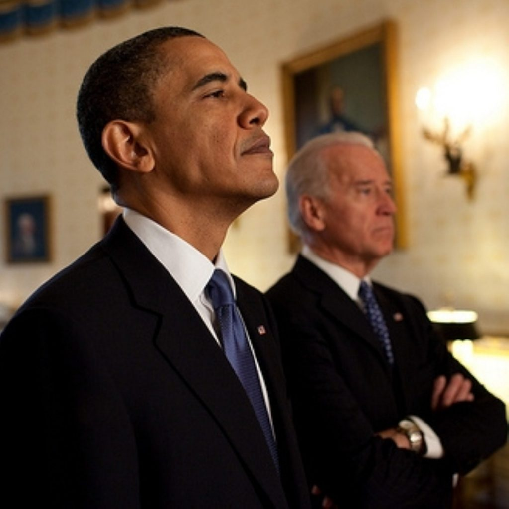Joe Biden, Barack Obama's vice-president, will visit London early next week.