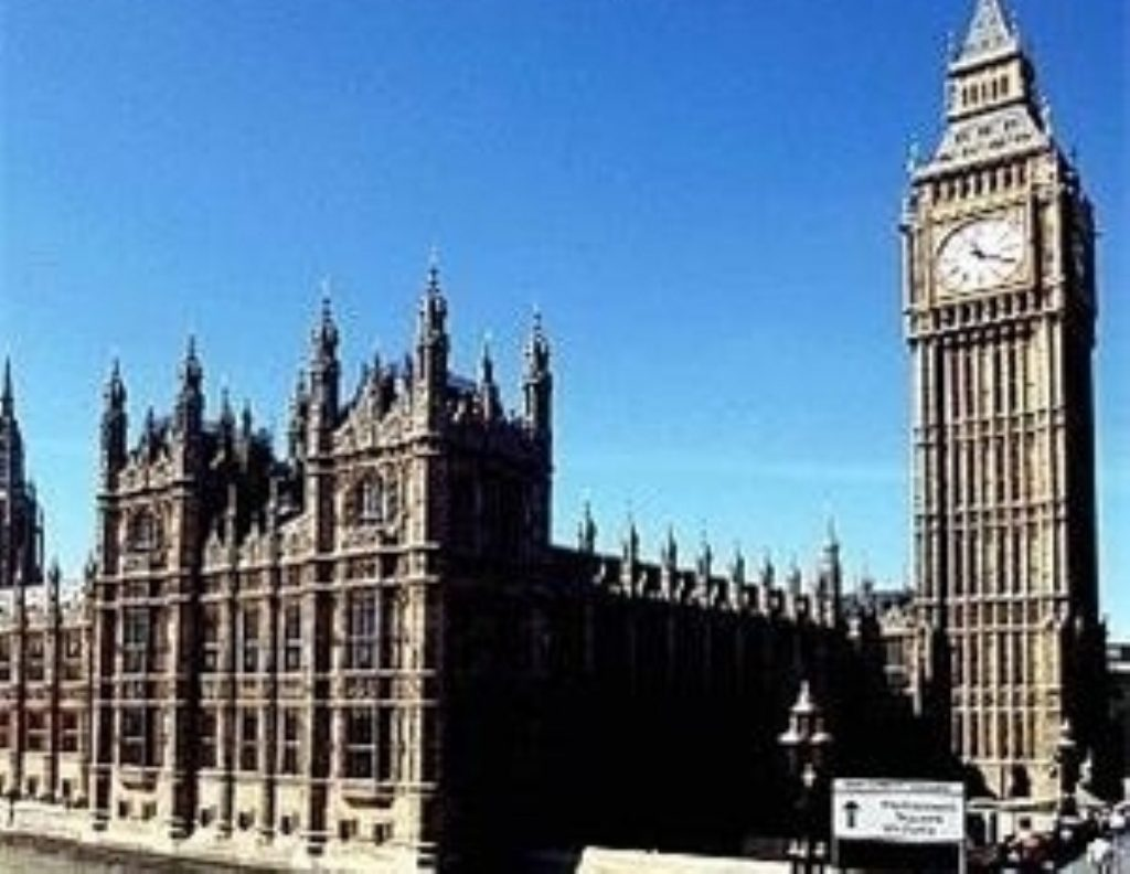 The week in Westminster: May 17th - May 21st