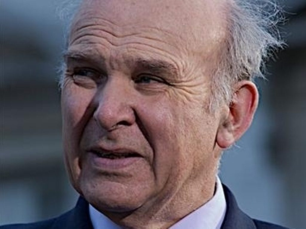 Cable: Last ditch call to Labour?