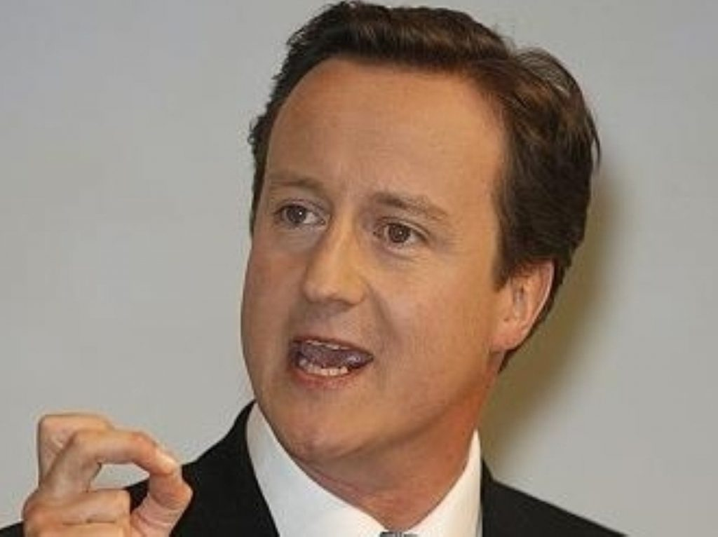 David Cameron argues for committed schools reform
