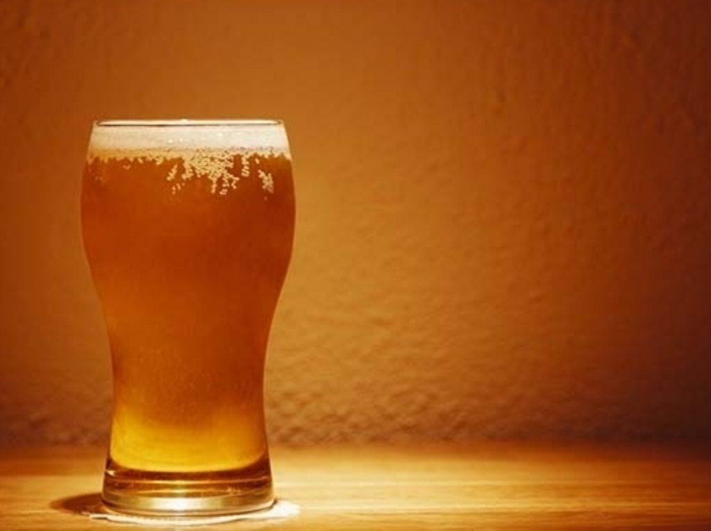 The price of beer is going up in parliament