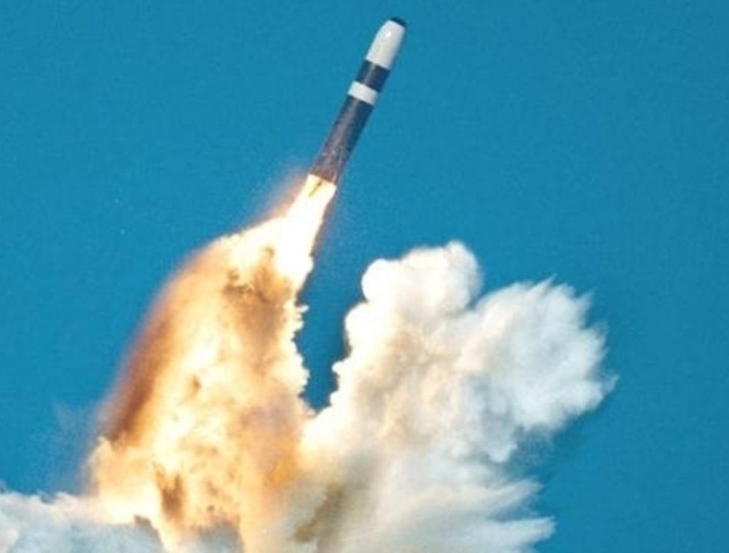 Trident nuclear deterrent's future in doubt