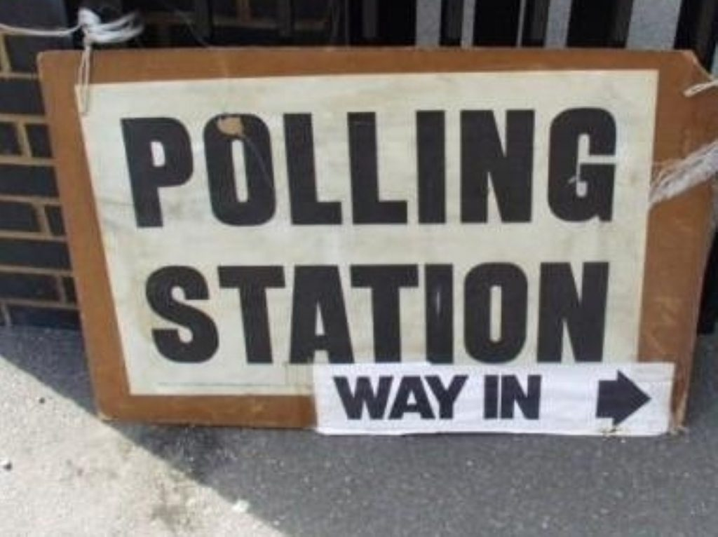Voting reform is top of the political agenda