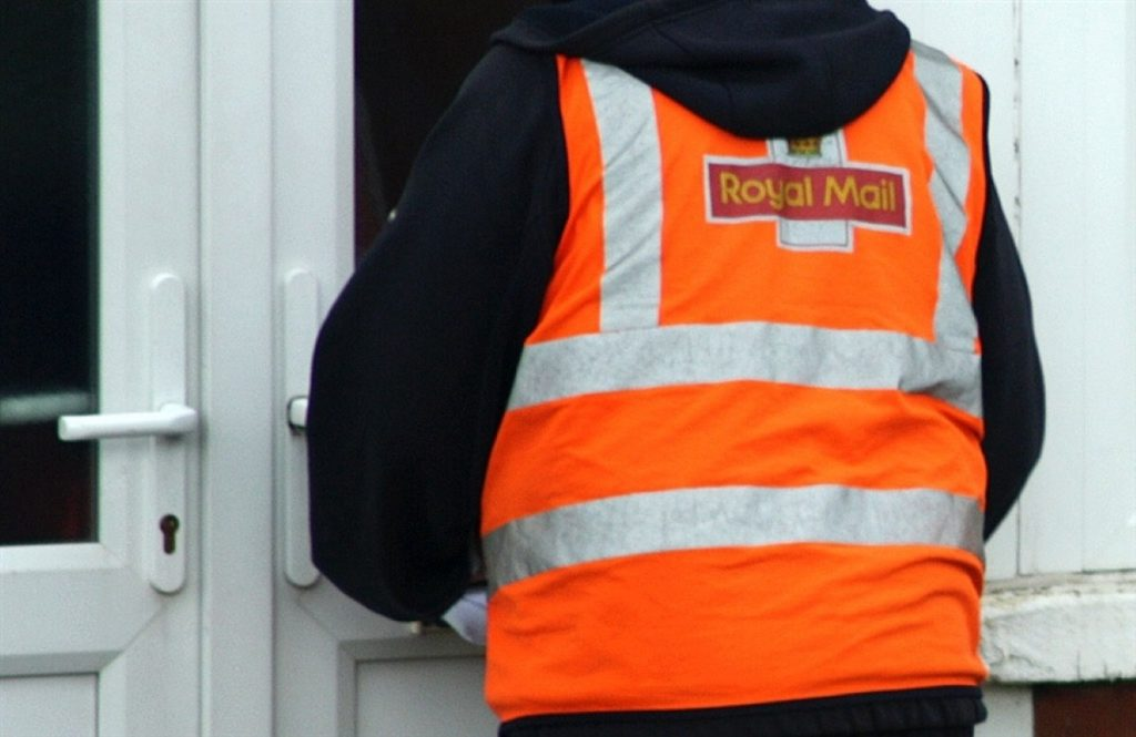80 Royal Mail staff walked out over treatment of colleague with MS