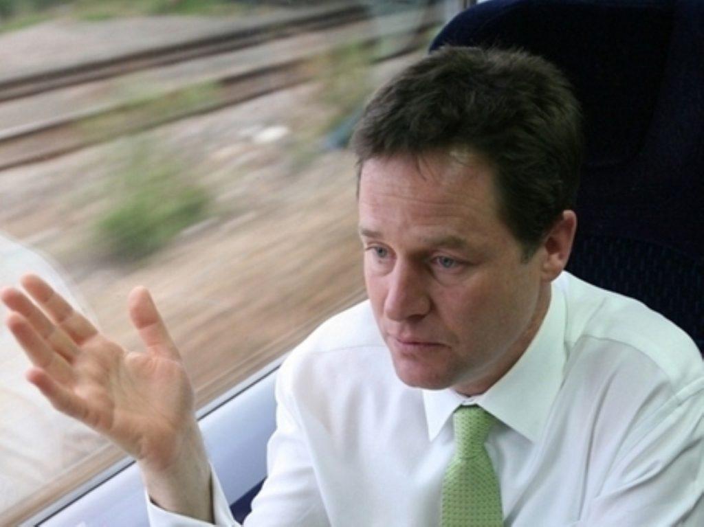 Clegg makes the case for drug law reform