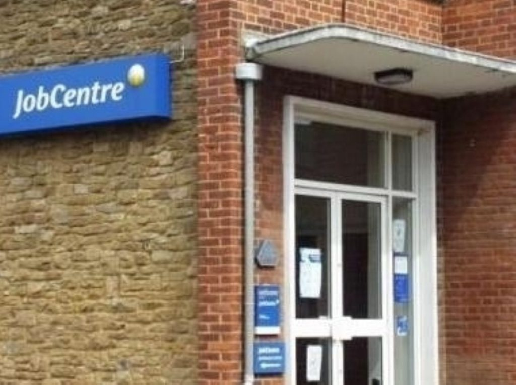 Jobcentre universal credit rollout begins - at a tiny scale - from today