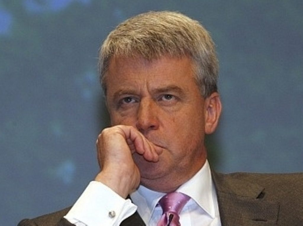 Andrew Lansley's leaked letter will embarrass the health secretary
