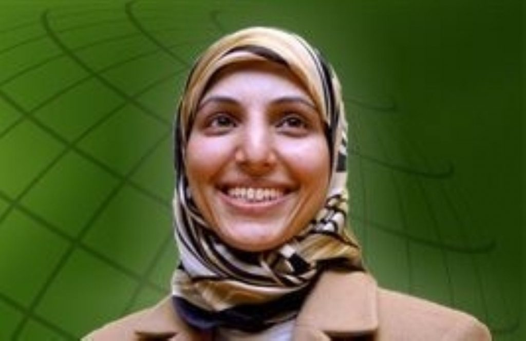 Salma Yaqoob, respect leader, takes on George Galloway, the party's most famous figure