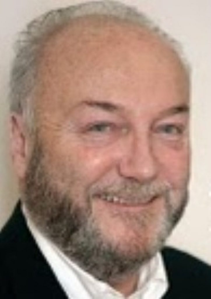 Galloway was elected to Bradford West in March