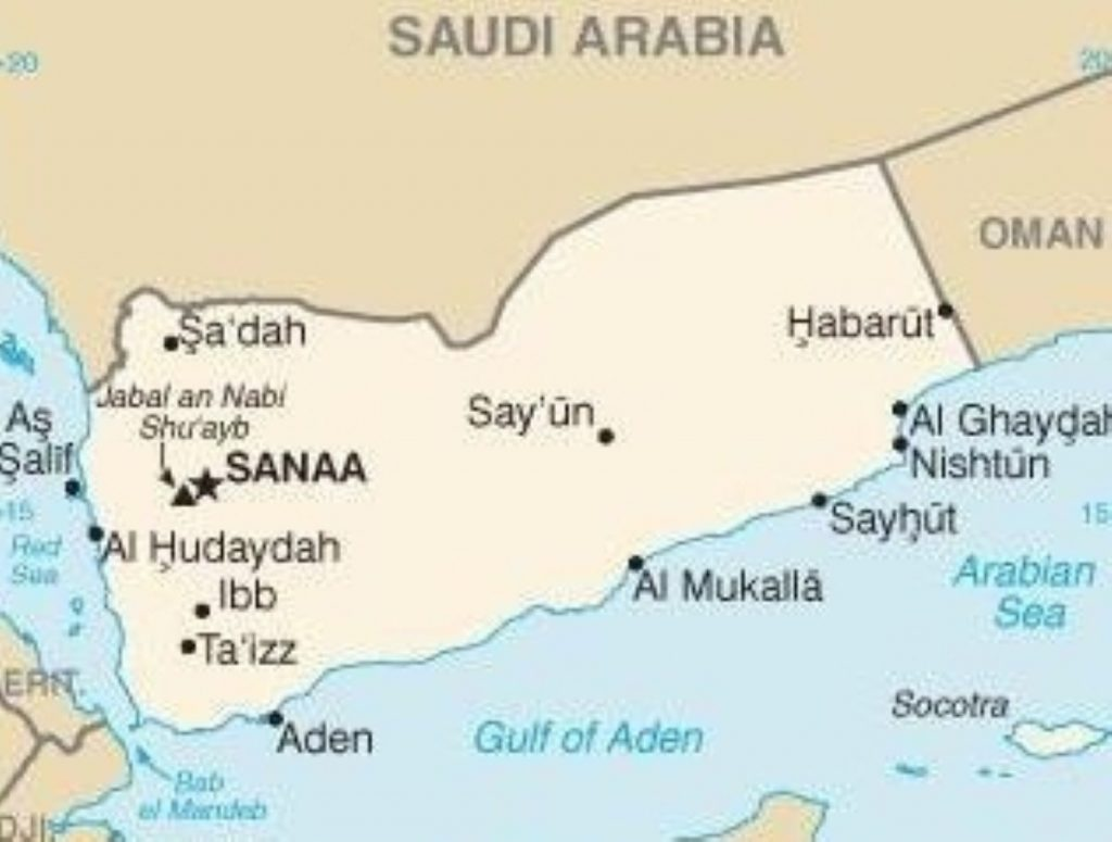 Violence in Yemen prompts FCO warning