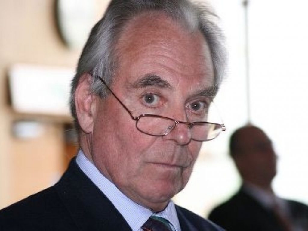 Lord Pearson of Rannoch unhappy with Lisbon treaty's police and justice provisions