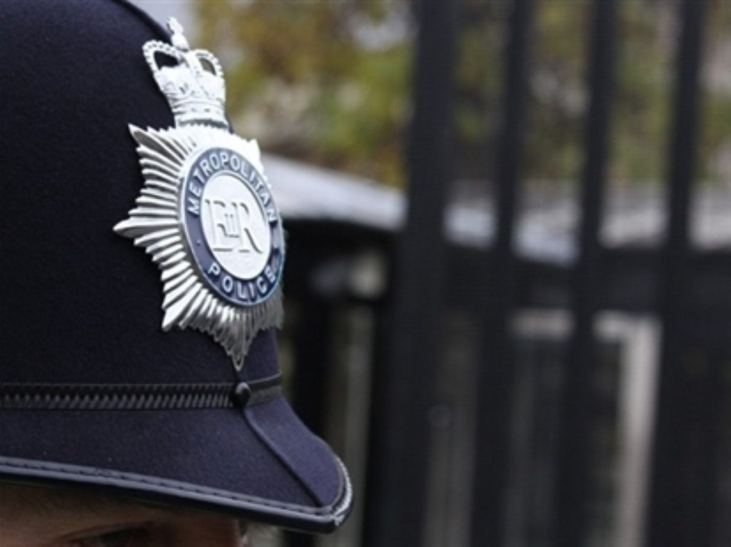 The Met commissioner wants more protection for officers from legal claims against them