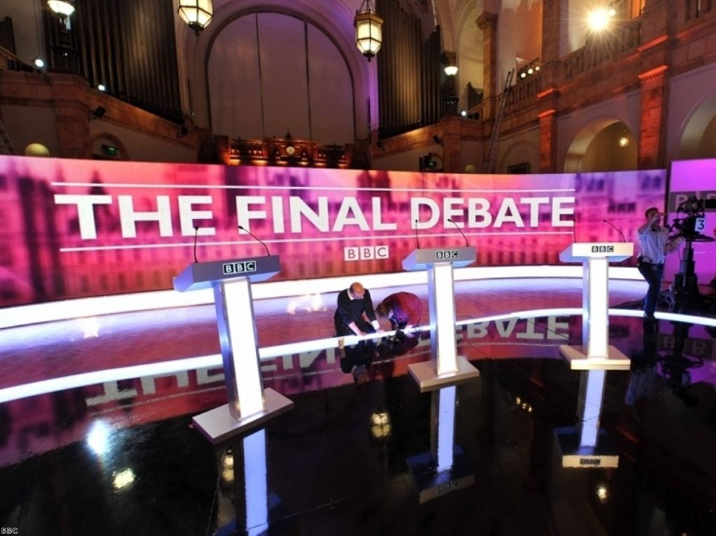 Cameron supported the 2010 debates - so why not 2015?